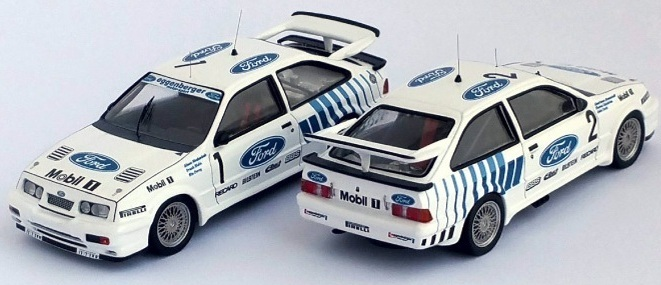 Safari Rally 1981 John Lyall  Trofeu RR.it 04 Rob Colinge Fiat 131 abarth